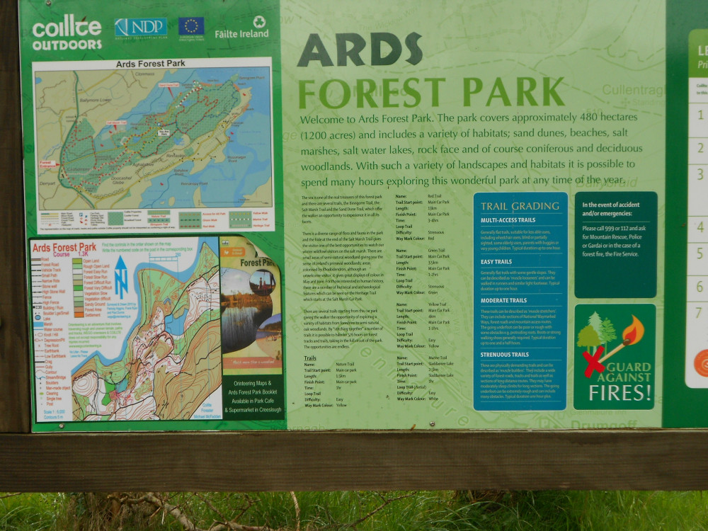 Ards Forest Park