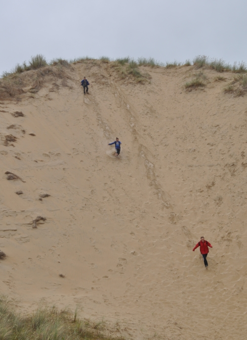 The sand hills of Horn Head, Donegal