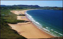Ballymastocker Bay, Portsalon, Donegal