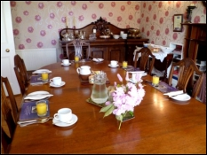 Breakfast room at Ardeen House
