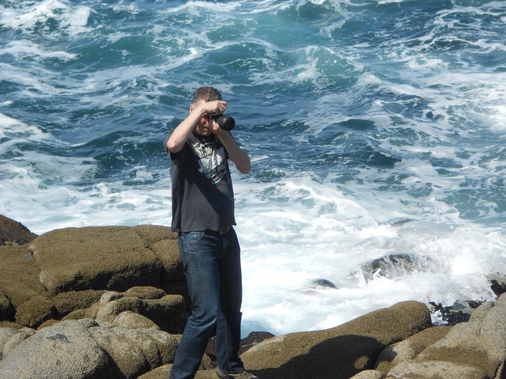 Ed the photographer